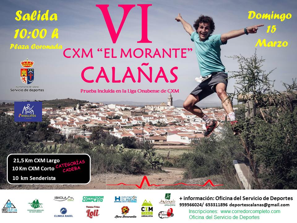 Cartel 2020 VI TRAIL