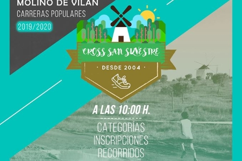 cartel cross san silvestre