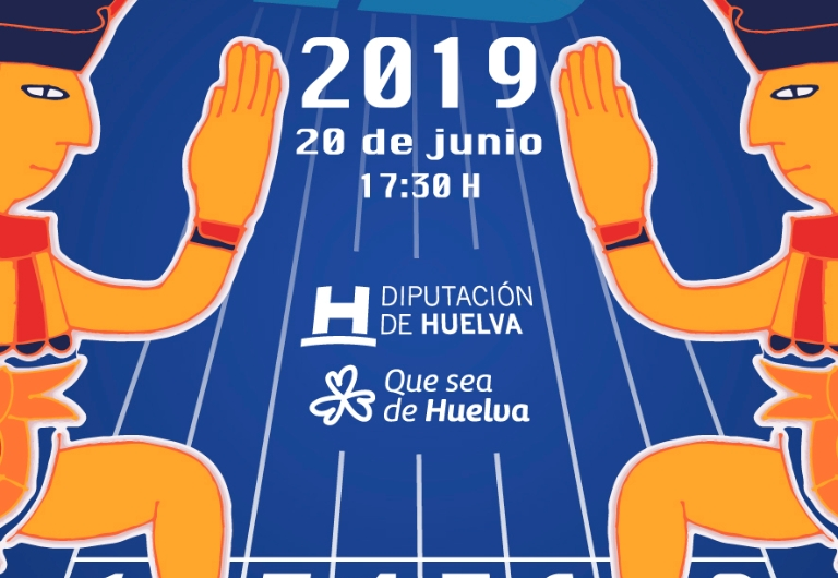 Cartel 15 Meeting Atletismo 2019